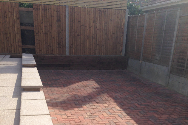 Edgware project | Limestone Landscapes | Watford